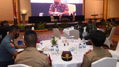 Photo of Wakil Gubernur dan Taruna AAL Ikuti Komsos Pusterad dengan Akademisi